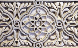 Moroccan tile. Close up of Moroccan tile Royalty Free Stock Images