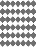 Moroccan Tile Pattern Stock Photography