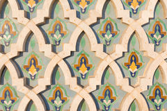 Moroccan tiles Stock Images