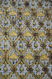 Moroccan Tilework Details Royalty Free Stock Photography