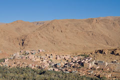 Moroccan Town Royalty Free Stock Photo