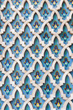 Moroccan traditional mosaic Royalty Free Stock Images