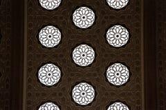 Moroccan traditional craftsmanship Royalty Free Stock Image