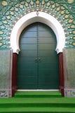 moroccan traditionellt för port royaltyfri bild