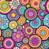 Moroccan vector pattern Royalty Free Stock Photography