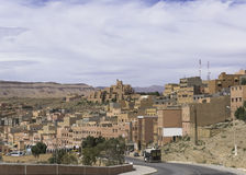 Moroccan village. In the mountains Stock Images