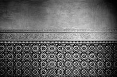 Moroccan vintage tile background Royalty Free Stock Photography