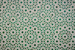 Moroccan vintage tile background. Moroccan tile background traditional azulejos style Royalty Free Stock Photos