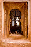 A Moroccan window Stock Images