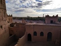 Morocco's most coveted kasbah is this 17th-century wonder royalty free stock photography