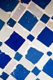In morocco africa old tile and colorated ic abstract Royalty Free Stock Photography