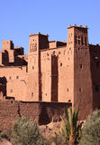 Morocco, Ait Ben Haddou, Kasbah Royalty Free Stock Images