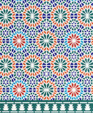 Morocco architecture style Royalty Free Stock Images