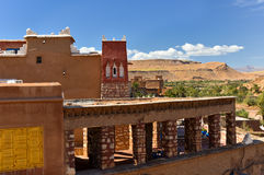 Morocco architecture Royalty Free Stock Images