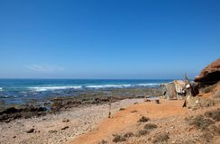 Morocco Atlantic coast Stock Photography