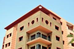 Morocco building Stock Image