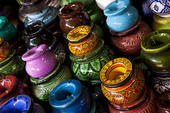 Morocco crafts Royalty Free Stock Photography