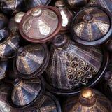 Morocco crafts Stock Photo
