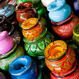 Morocco crafts Royalty Free Stock Photo