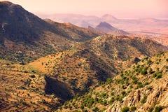 Morocco desert Stock Image