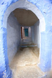 Morocco door Royalty Free Stock Images