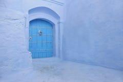Morocco door Royalty Free Stock Photo
