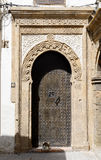 Morocco doorway Royalty Free Stock Image