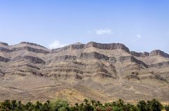 Morocco, Draa valley Stock Photography