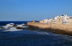 Morocco Essaouira historic medina Royalty Free Stock Photo