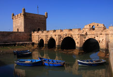 Morocco, Essaouira - UNESCO World Heritage Site Royalty Free Stock Image