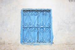 morocco fönster Arkivbild