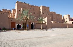 Morocco fortified city Stock Photos