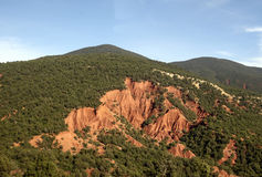 morocco gór rif Zdjęcie Royalty Free