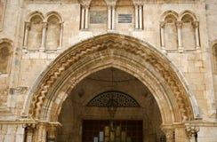 Morocco Gate, Jerusalem, Israel Royalty Free Stock Image