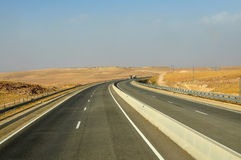 Morocco highway Stock Photo