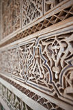 morocco kamieniarki stiuk Obraz Royalty Free