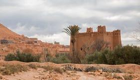 Morocco Kasbah Stock Image