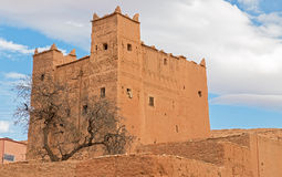 Morocco Kasbah Stock Images