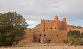 Morocco Kasbah Stock Photography