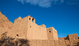 Morocco Kasbah Royalty Free Stock Photo