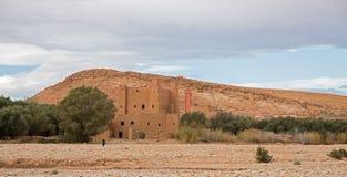 Morocco Kasbah Royalty Free Stock Photography