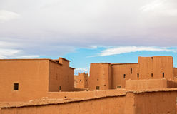 Morocco Kasbah Royalty Free Stock Images