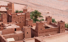 Free Morocco. Kasbah Ait Ben Haddou Stock Images - 49476844