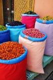 Morocco-market Royalty Free Stock Photos