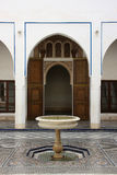 Morocco Marrakesh Bahia Palace Royalty Free Stock Image