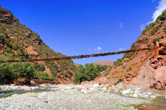 Free Morocco, Marrakesh: Landscape Of Ourika Valley Stock Photography - 4069852