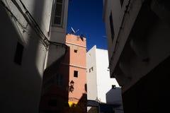 Morocco. Medina of Casablanca Stock Photo