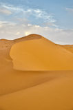 Morocco, Merzouga, sunrise at Erg Chebbi Stock Image