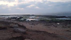 morocco morze Obrazy Royalty Free