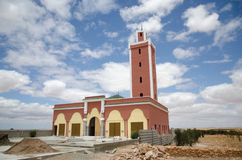 Morocco mosque Stock Photos